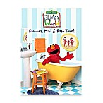 Sesame Street® Elmo's World®  in Families, Mail & Bath Time DVD