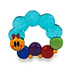 Kids II® Baby Einstein Caterpillar Cooling Water-Filled Blue Teether