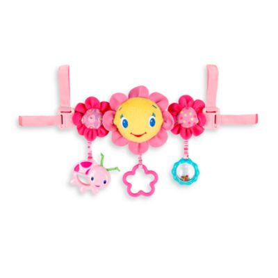 Bright Starts™ Pretty In Pink™ Carrier Toy Bar™