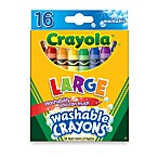 Crayola® Large 16-Count Washable Crayons