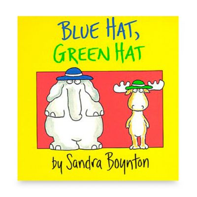 Blue Hat Green Hat by Sandra Boynton