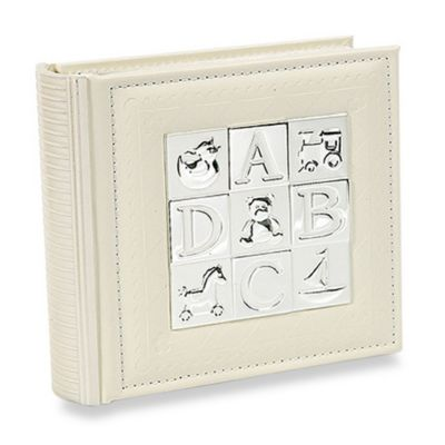 Elegant Baby® ABC 4-Inch x 6-Inch Photo Album