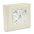 ABC 4-Inch x 6-Inch Photo Album