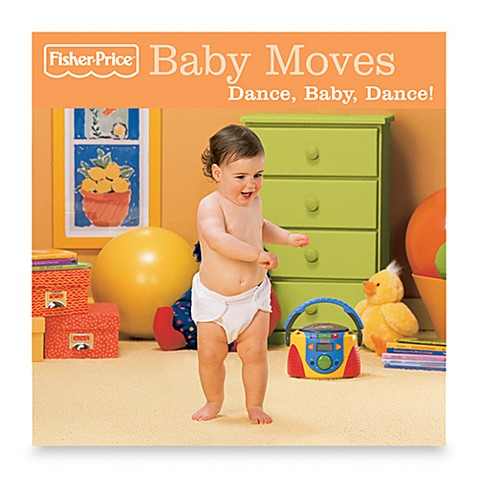 Fisher Price® DanceBabyDance! CD by Mother's Love