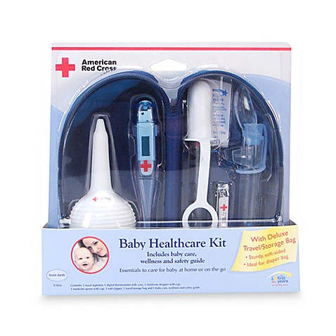 The First Years™ American Red Cross Baby Healthcare Kit