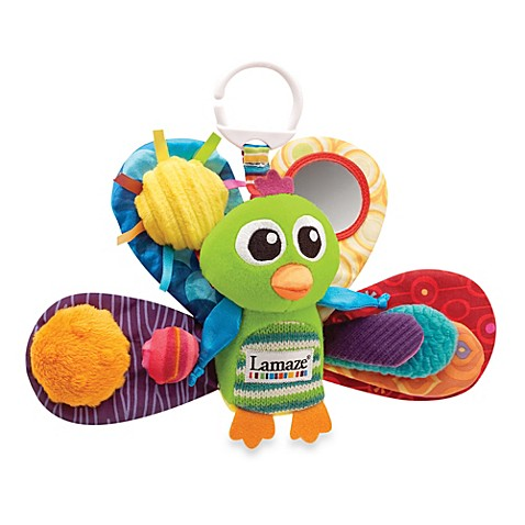 Lamaze® Play And Grow Jacques the Peacock