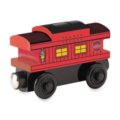 Thomas & Friends® Wooden Railway Musical Caboose