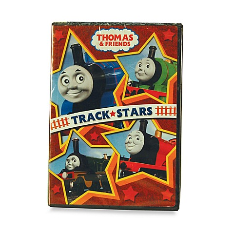Thomas & Friends® Track Stars DVD
