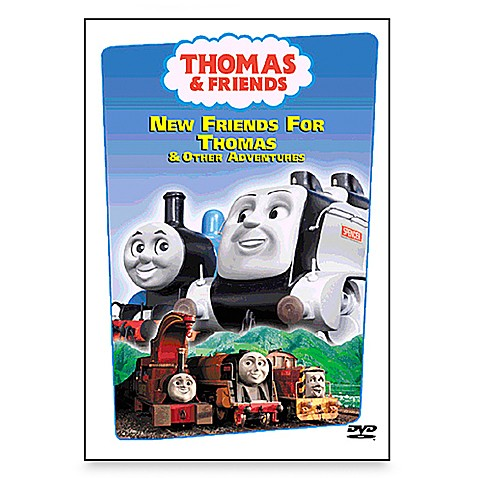 Thomas & Friends® New Friends For Thomas DVD