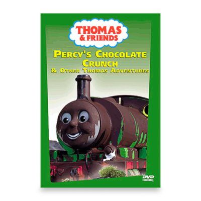 Thomas & Friends® Percy's Chocolate Crunch DVD