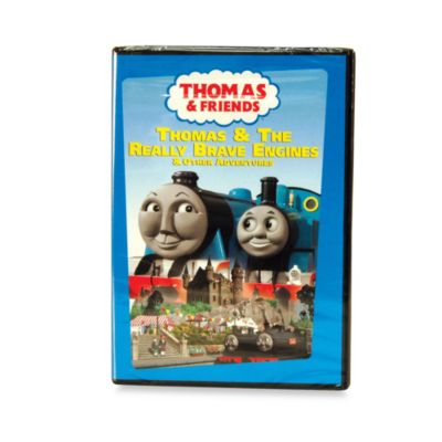 Thomas & Friends® Thomas & the Really Brave Engines DVD