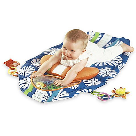Infantino 174 Surfboard Tummy Time Mat Buybuy Baby