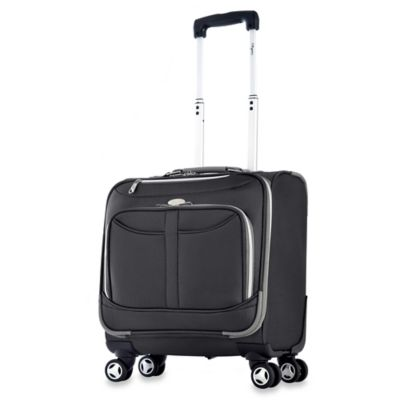 Olympia® 17-Inch Tuscany Rolling Overnighter in Black
