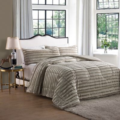 Metallic Queen Comforters