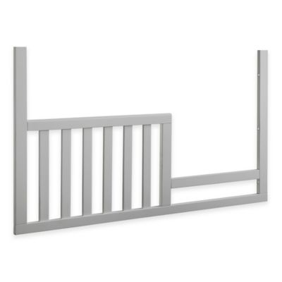 Sealy® Batavia Toddler Bed and Day Bed Conversion Rail in White