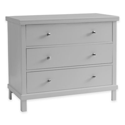 Sealy® Bella 3-Drawer Dresser in Tranquility