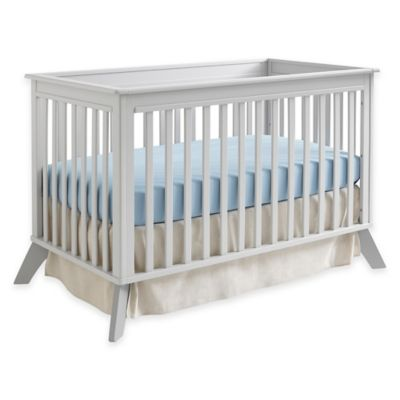 Sealy® Bella 3-in-1 Standard Crib in Two-Tone Grey