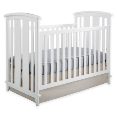 Kolkraft® Elan 3-in-1 Standard Crib in White