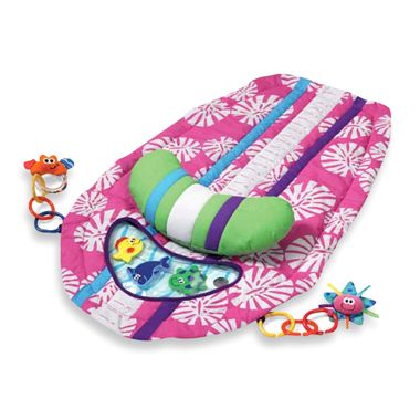 Infantino® Surfboard Tummy Time Mat