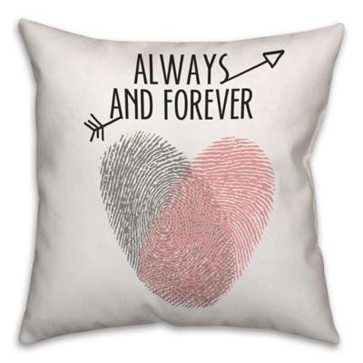 Decorative Pillow in Grey