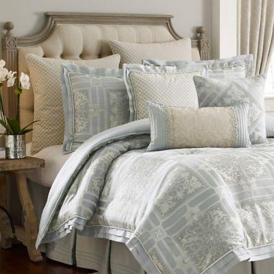Platinum Pillow Shams