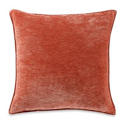 Bacchus II Throw Pillow in Orange