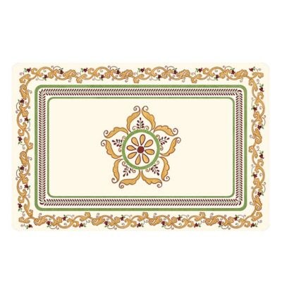 The Softer Side by Weather Guard™ 18-Inch x 27-Inch Spring Lisbon Kitchen Mat