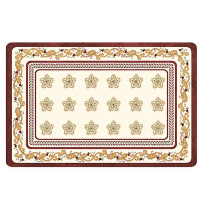 The Softer Side by Weather Guard™ 23-Inch x 36-Inch Spring Lisbon 2 Kitchen Mat