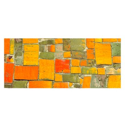 The Softer Side by Weather Guard™ Stone Mosaic Kitchen Mat