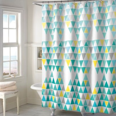 Bathroom Set With Shower Curtain