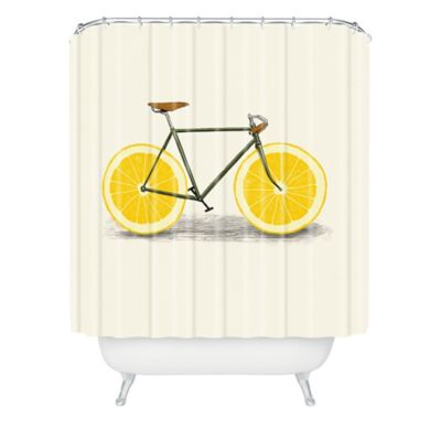 DENY Designs Florent Bodart Zest I Shower Curtain