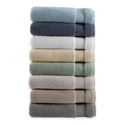 Valeron Oversized Luxury Hand Towel in Canvas