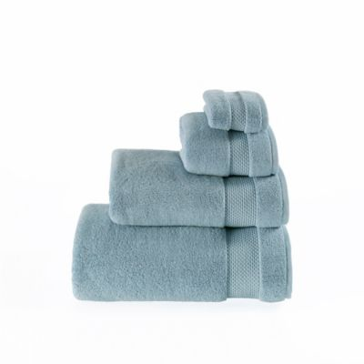 Blue Luxurious Towels