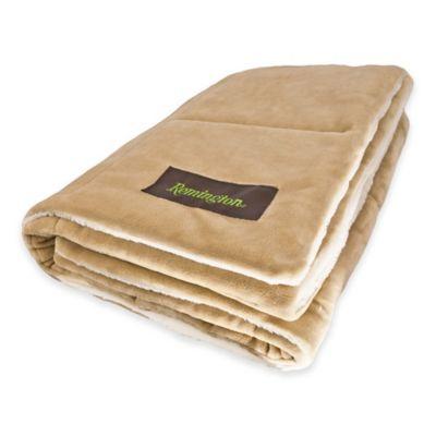 Remington® Ultra Velvet Throw Blanket Bedding