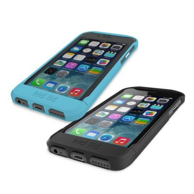 Kid Lid® Dual Function iPhone Case in Blue