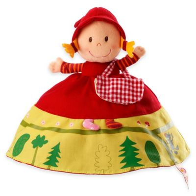 Haba Toys Reversible Red Riding Hood Doll