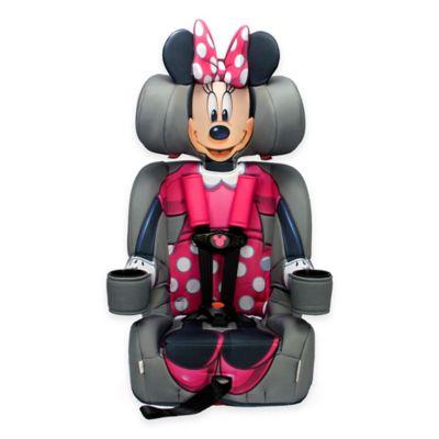 KidsEmbrace® Friendship Series Disney® Minnie Mouse Combination Booster Car Seat