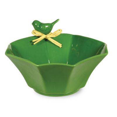 Emerald Garden Bowl