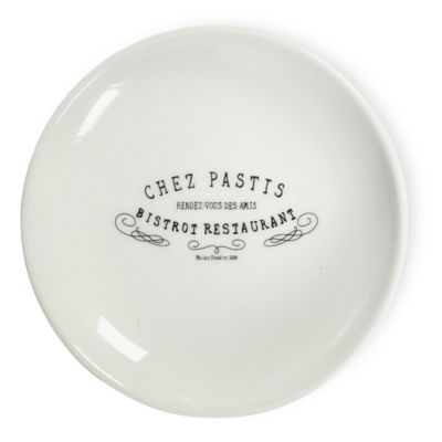 Boston International Olive Branch Chez Pastis Dipping Dish