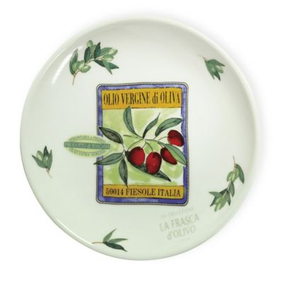 Boston International Olive Branch Vergine Dipping Dish