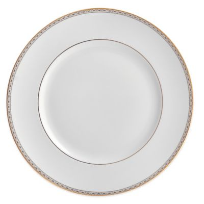 Waterford® Lismore Diamond Gold Dinner Plate
