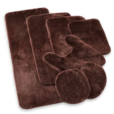 Wamsutta® Duet 2-Foot x 5-Foot Bath Rug in Java
