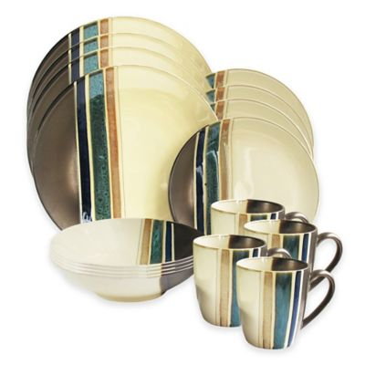 Newport 16-Piece Dinnerware Set