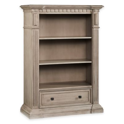 Munire Venetian Bookcase in Driftwood