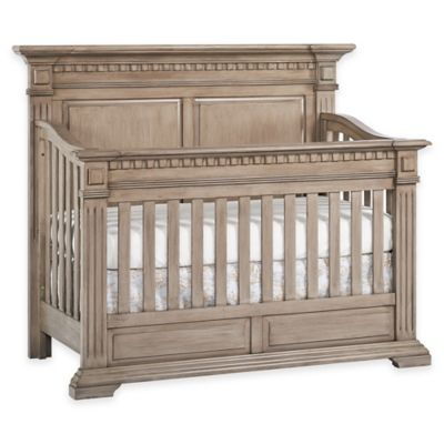 Munire Venetian 4-in-1 Convertible Crib in Driftwood