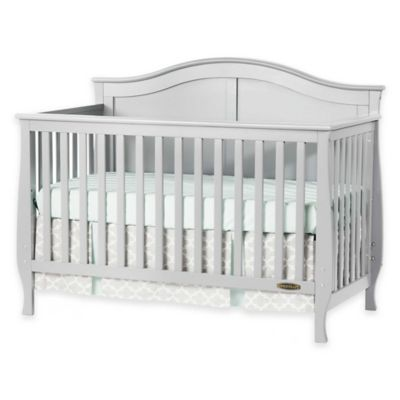 Foundations® Camden 4-in-1 Convertible Crib in Cool Grey