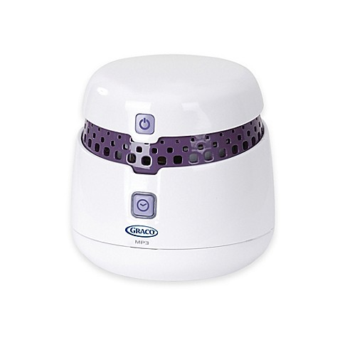 Buy graco sweet slumber sound machine from bed bath beyond for Bathroom noise maker