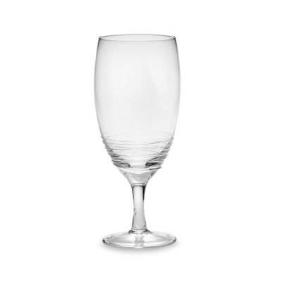 Mikasa® Swirl Iced Beverage Glass in Clear