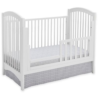 Sealy® Bella Toddler Guard Rail in White