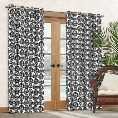 Hanging Outdoor Curtains